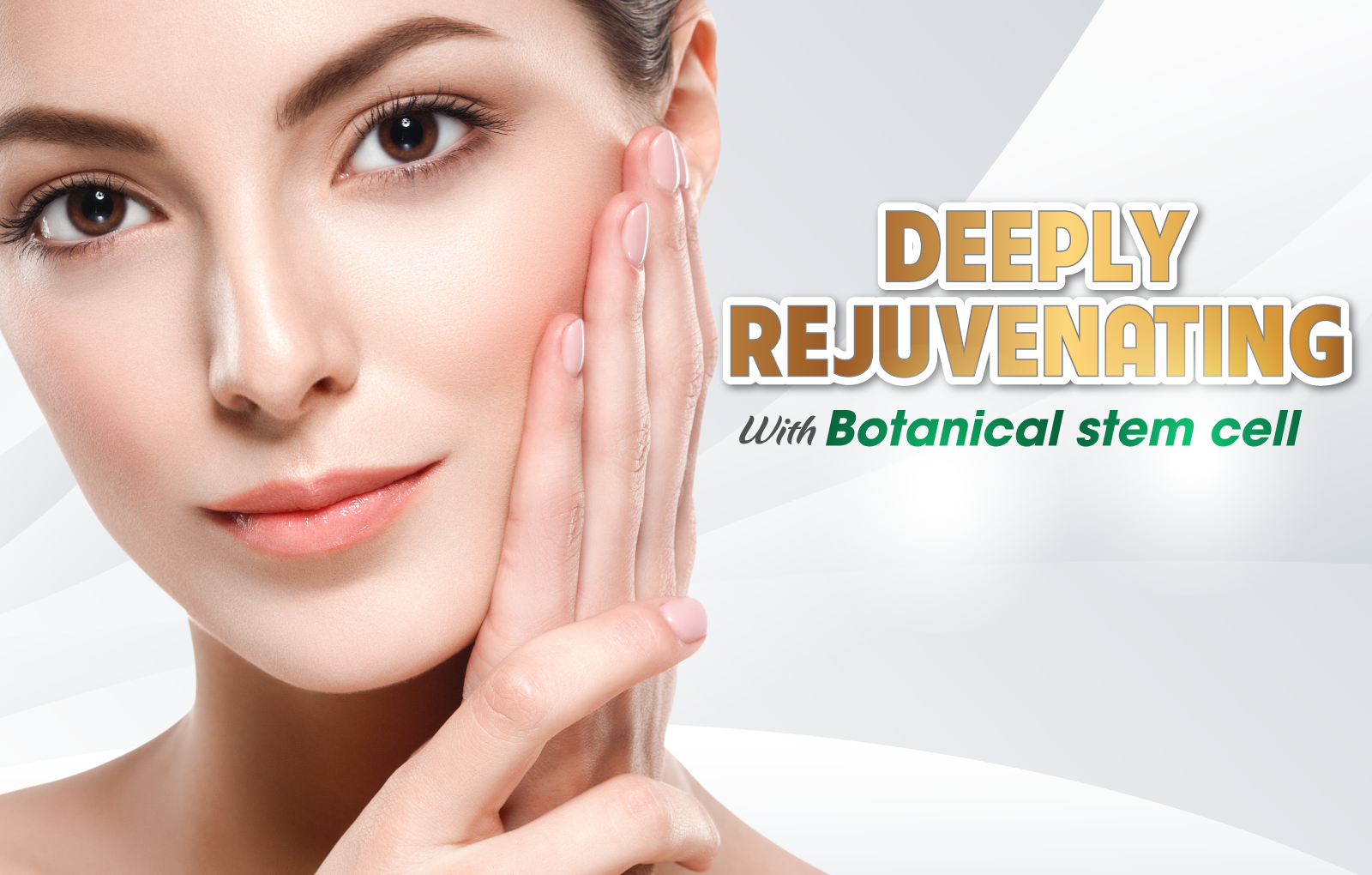 SKIN REJUVENATION WITH STEM CELL FORM PLANT