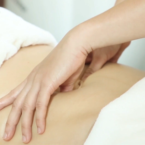 Hosomi acupuncture to release blood, stimulate the metabolism.