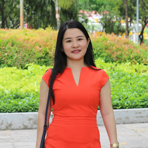 Mrs. Do Thi Thuy Trang 33 years old
