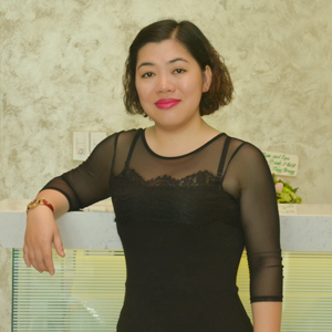 Mrs. Phan Thi Minh Thao 38 years old